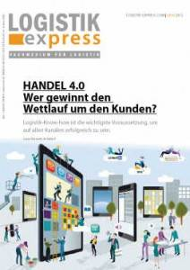 logistik express fachzeitschrift 4 2013 logistik express. Black Bedroom Furniture Sets. Home Design Ideas