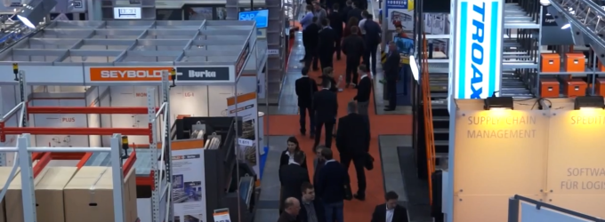 LogiMAT 2014: Logistik express Videos zu den Themen Materialfluss und Software