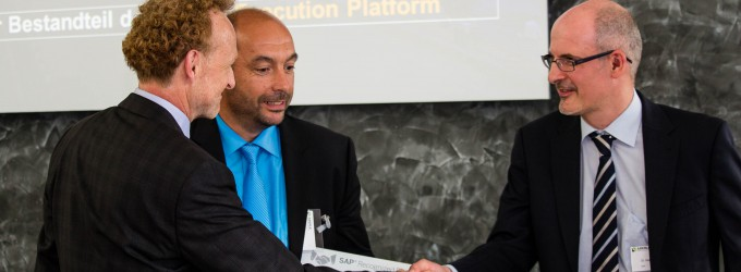 SAP AG zeichnet Aberle Software mit der SAP Recognized Expertise aus