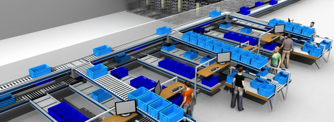 ZITEC steigert Performance mit TGW-Logistikzentrum