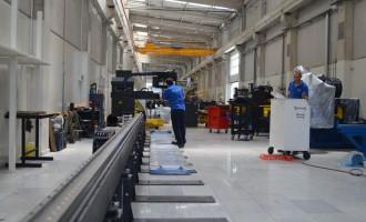 Türkischer Maschinenbauer beschleunigt Produktion mit Lagersystemen von Kardex Remstar