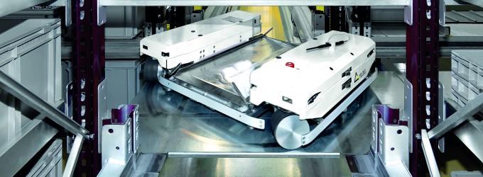 Modellbauspezialist NOCH setzt auf YLOG-Shuttles aus der KNAPP-Gruppe