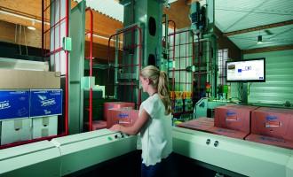 KNAPP entwickelt ergonomische Palettenkommissionierung für SPAR