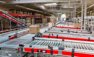 Logistische Siebenmeilenstiefel für LLOYD – TGW macht's möglich