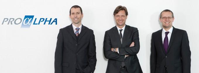 proALPHA Software Austria – Prokura für Alexander Szameitat und Karl Hammerl