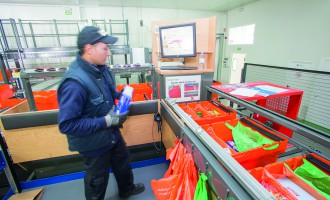 KNAPP-Automatisierung für den Online-Lebensmittelhändler tudespensa.com