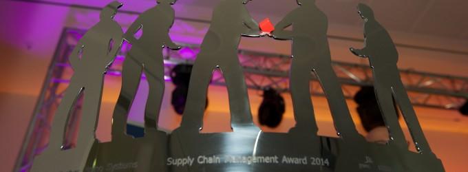 Jetzt für den Supply Chain Management Award bewerben!
