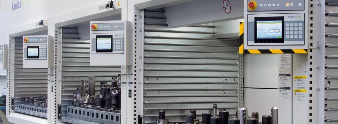 Werkzeuge smart gelagert: Kardex Remstar weitet sein Portfolio für Werkzeuglagerung und -handling aus