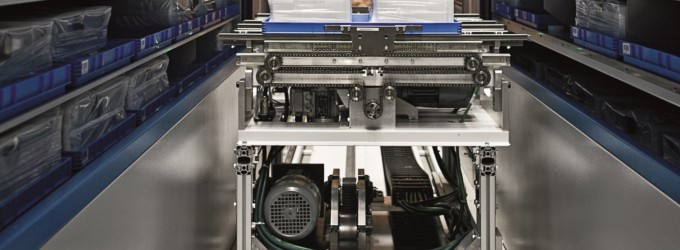 Galderma flexibilisiert Produktionsprozesse mit Pufferlager von Kardex Remstar