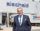 Dr. Wolfgang Eischeid feiert 75. Geburtstag und 50-jähriges Jubiläum als Spediteur