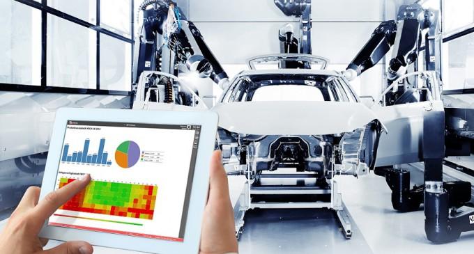 Industrie 4.0 im Anlagenbau – Eisenmann startet mit eigener Software Company durch