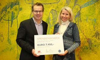 GS1 Austria spendet an Wiener Tafel