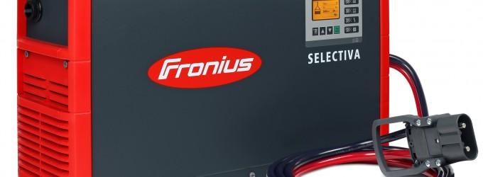 Fronius zeigt innovative Batterieladetechnik auf der LogiMAT 2016