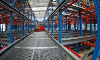 Ressourcen sparen mit SMB-Kompaktlager-Systemen