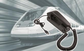 pei tel präsentiert neuen bahntauglichen USB-Handapparat
