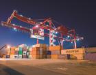 Rekordwert beim Containerumschlag im Hafen Linz
