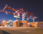 Port of Linz achieves record volume in container throughput