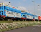 Effizientere Eisenerz-Transporte bei der Rail Cargo Hungaria