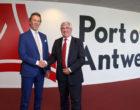 Steuerwechsel am Hafen Antwerpen: Jacques Vandermeiren wird neuer CEO