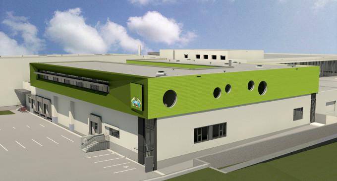 Ingenia liefert Krantechnik für neue Produktionsstätte des Lebensmittelproduzenten LAND-LEBEN.