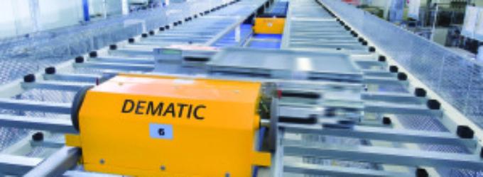 KION Group rückt mit Kauf von Dematic zur Weltspitze der Anbieter von Intralogistik-Lösungen auf
