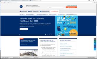 """""""Identifikation als Heilmittel"""" – Der GS1 Healthcare Day 2016"""