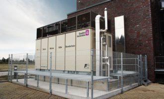 """Brennstoffzelle – Energieerzeugung und Brandschutzsystem mit """"ROSI"""""""