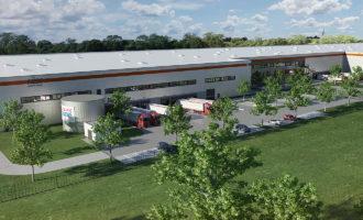 P3 Bedburg 65.000 m²-Redevelopment beginnt mit Logistikzentrum für NEX