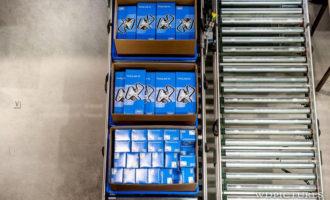 SKF Logistics Services steigert Lagerkapazitäten mit AKL