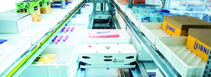 KNAPP mit smarten Innovationen für Industrie und Handel beim Leobener Logistik Sommer