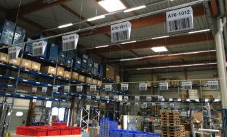 Markante Effizienzsteigerung durch dreistufige Lager-Reorganisation