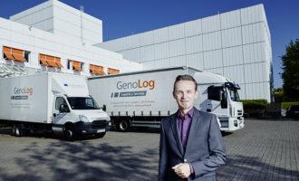 GenoLog ist neuer 3PL-Dienstleister