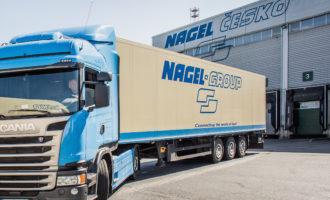 Nagel Česko erweitert Lagerkapazitäten