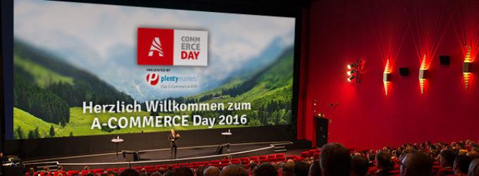 A-COMMERCE Day am 20.10.2016 in Wien