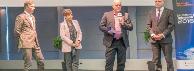 Fahrstilanalyse und Fahrstilverbesserung: OptiDrive 360 gewinnt Telematik Award 2016