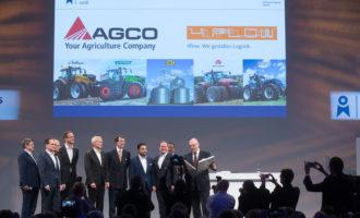 Deutscher Logistik-Preis für den internationalen Landtechnikhersteller AGCO und seinen 4PL-Diensleister 4flow