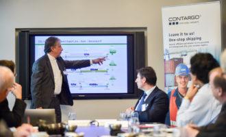 Contargo stärkt die Schiene im eigenen trimodalen Netzwerk