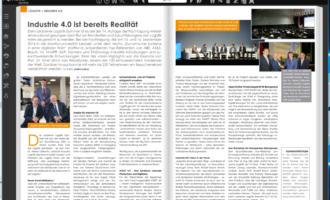 Industrie 4.0 ist bereits Realität: Willkommen in der Logistikwelt von morgen!