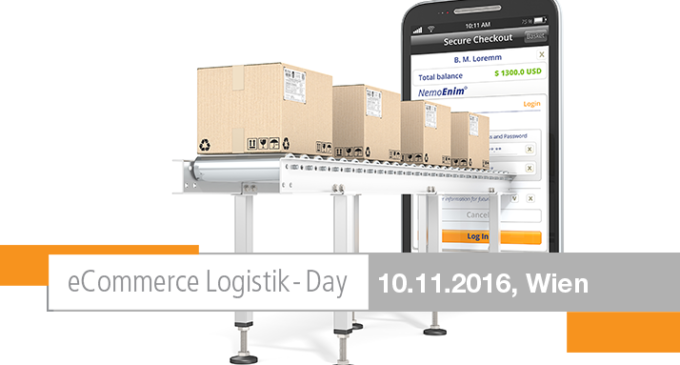 "eCommerce Logistik-Day"" – Revolution im dynamischen MultiChannel"