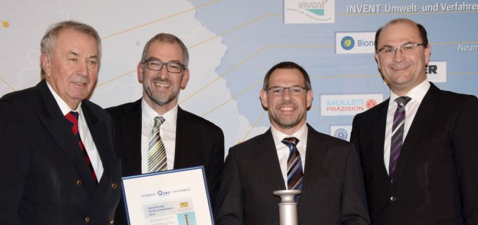 WITRON erhält Bayerischen Mittelstandspreis 2016