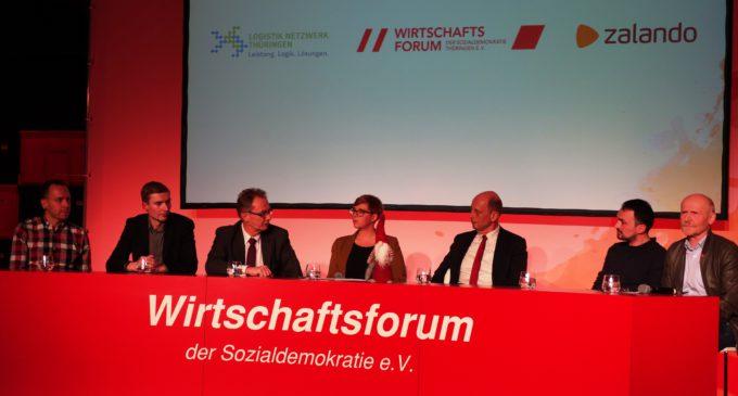 Logistiknetzwerk diskutiert mit Politik über Herausforderungen für die Branche