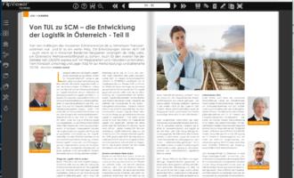 Von TUL zu SCM – die Entwicklung der Logistik in  Österreich Teil 2