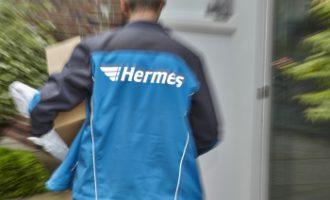 """""""Hermes Paketradar"""": Das sind Deutschlands Paket-Hotspots"""