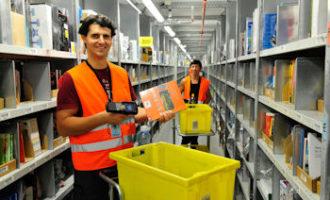 Amazon baut neues Logistikzentrum im niedersächsischen Winsen