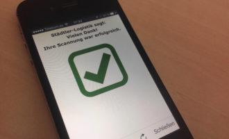 Städtler-Logistik stellt LP/2-Option SmartPOD vor