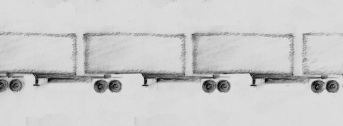 Der Umwelt zuliebe: City-Truck-Train