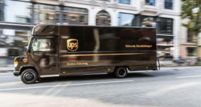UPS übernimmt Freightex