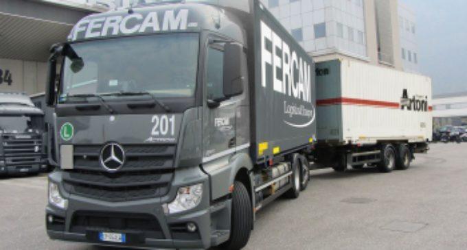 Fercam erwirbt Transport- und Logistiktätigkeiten der Artoni-Gruppe