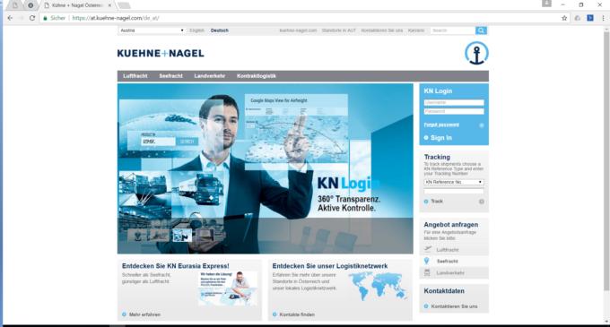 Kühne + Nagel führt KN Packaging ein, um auf die steigende Nachfrage der Konsumgüter-, E-Commerce-  und Pharmamärkte einzugehen