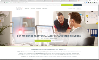 TomTom Telematics knackt die 700.000-Fahrzeuge-Marke
